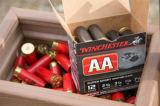 Shooting AA Shotshells